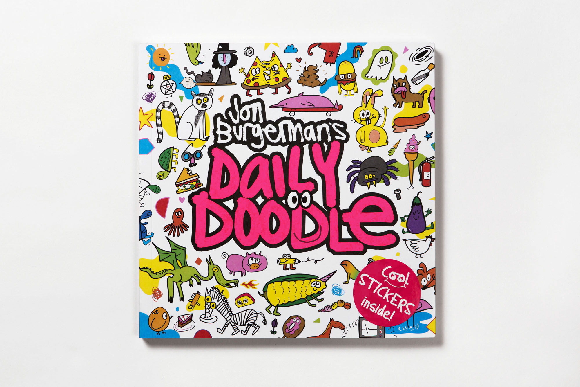 Buy  Daily Doodle  here