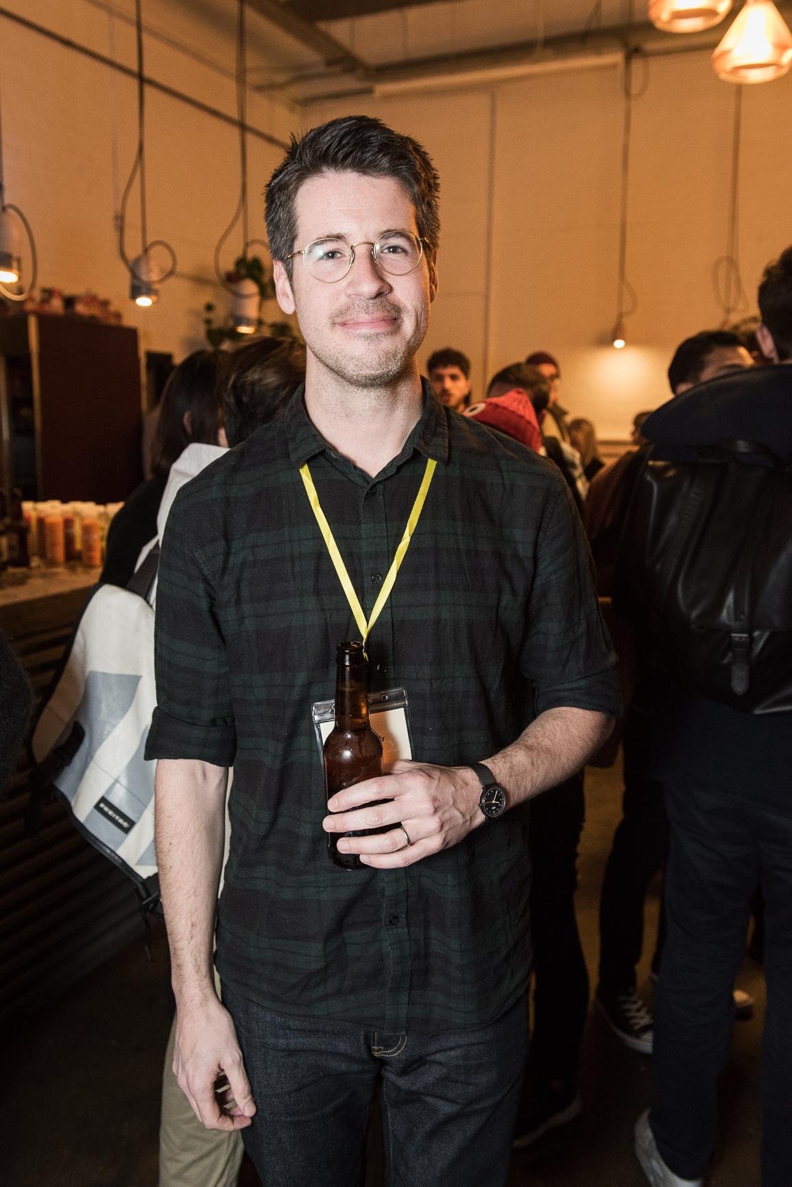 Director Johnny Kelly