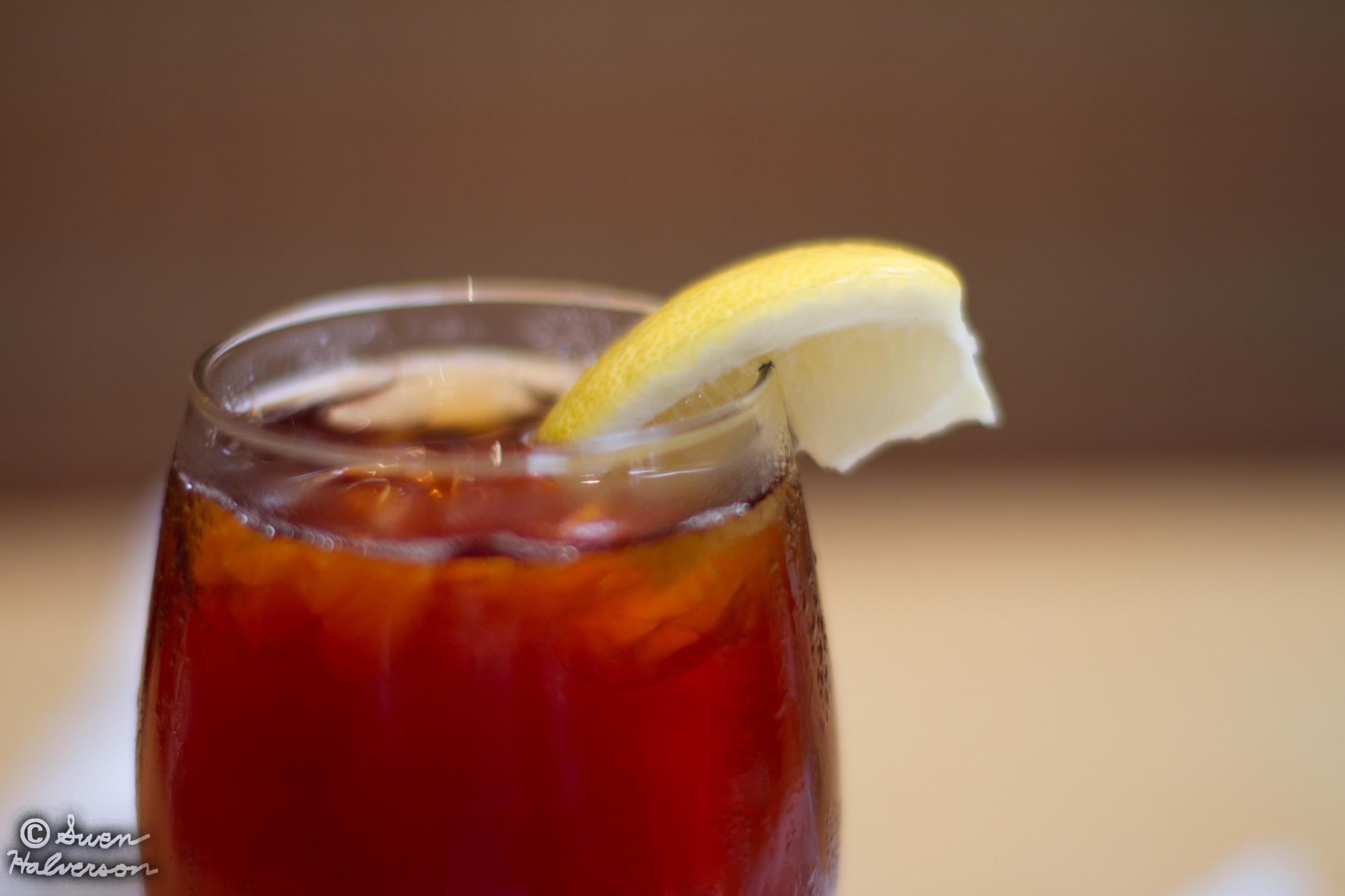 Theme: Liquid <br>Title: Iced Tea