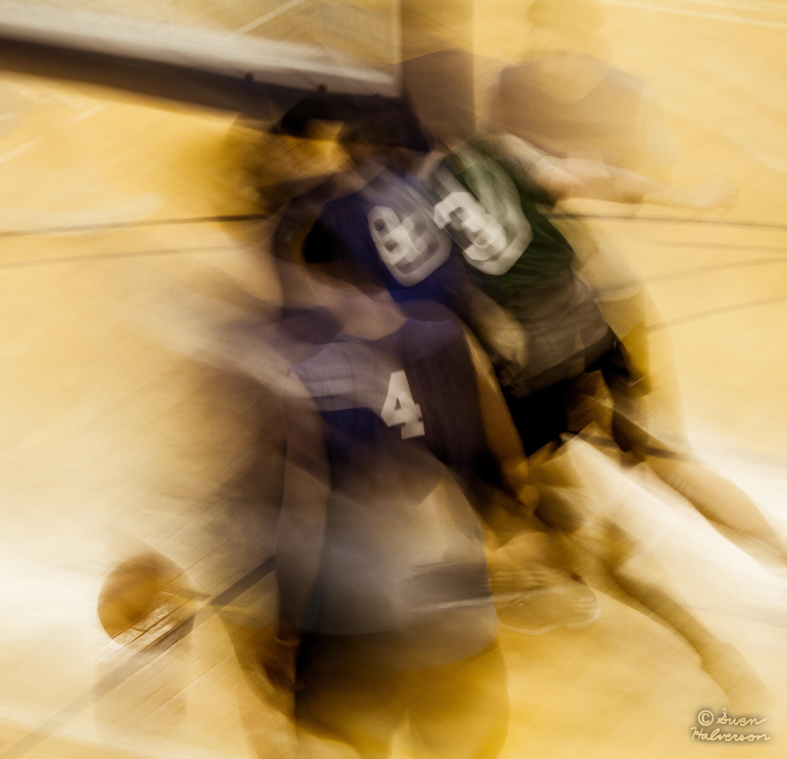 Theme: Basket  <br>Title: Basket Ball