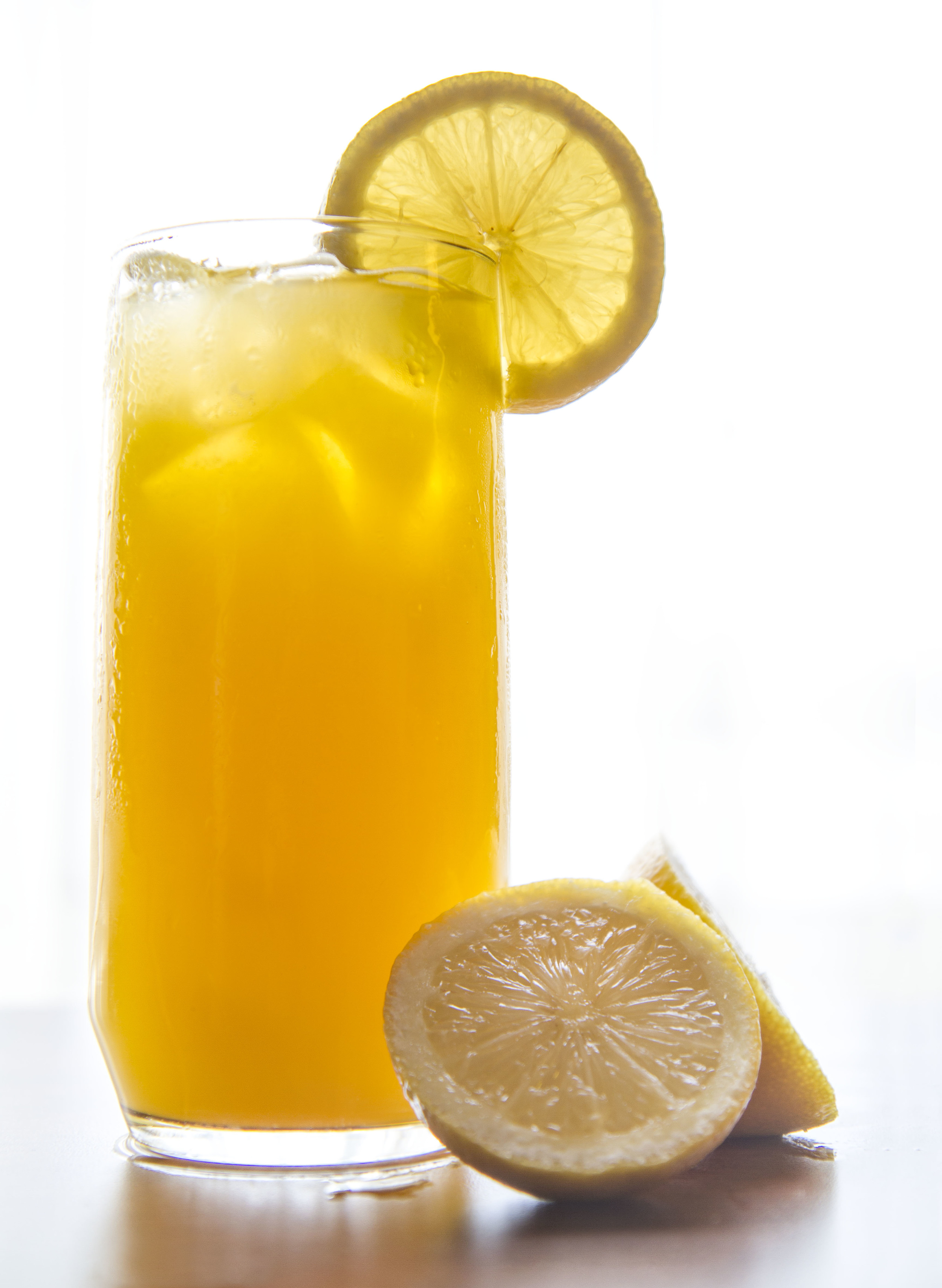 Theme: Lemonade  <br>Title: Mango Lemonade