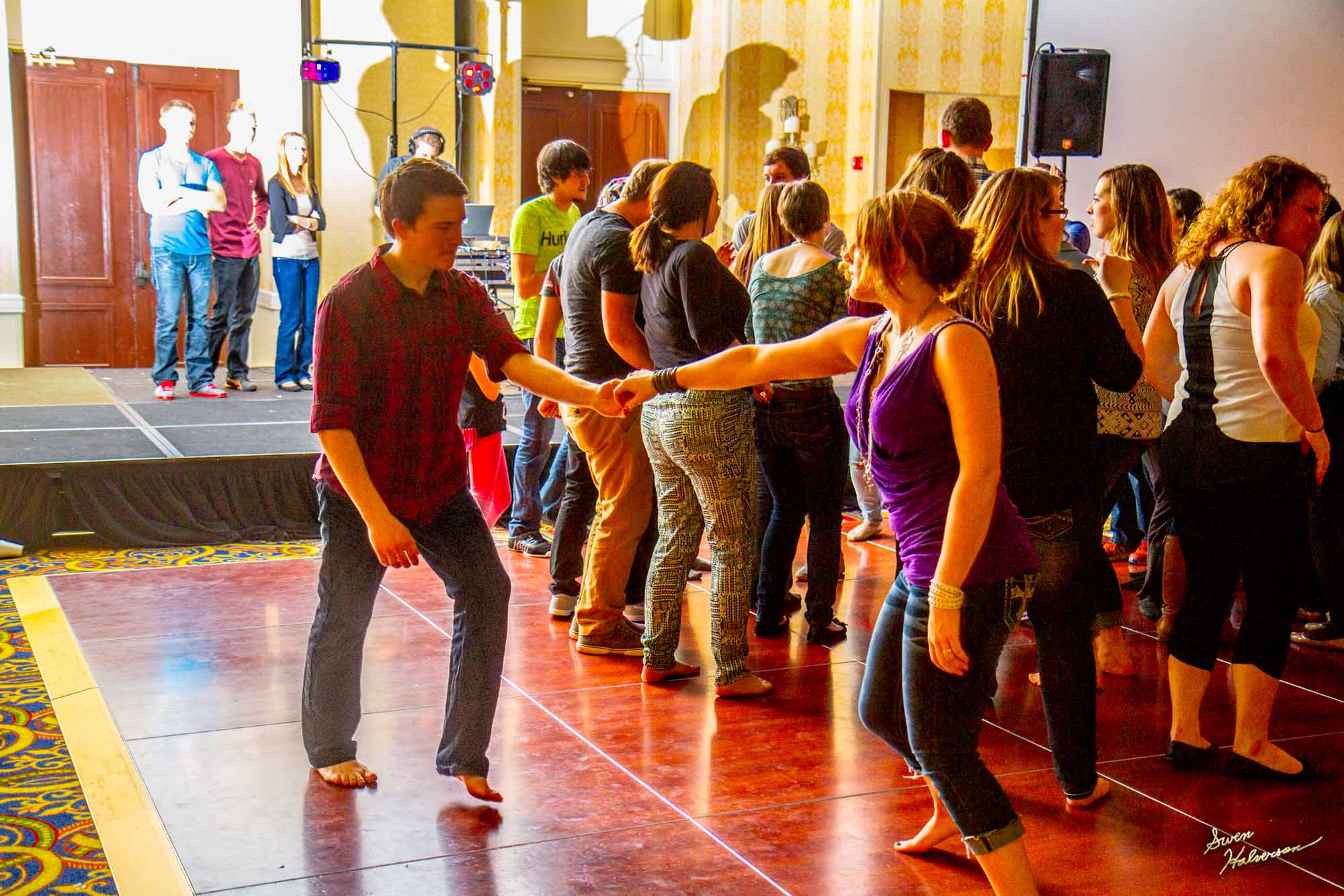 Theme:Dance | Title: Despite The Groove
