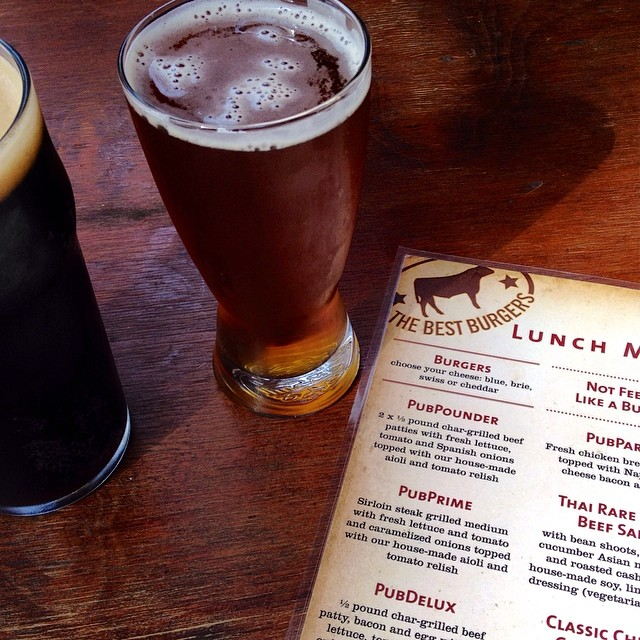 Sunday afternoon at The Durham, Kingston. Cracking beer selection! #humanbrochure.jpg
