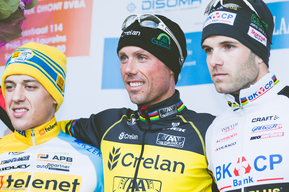 Niels was part of an exceptionally talented group of cyclocrossers - with Lars Boom, Kevin Pauwels,Zdeněk Štybar, Klaas Vantournout, Tom Meeusen, and Sven Nys.