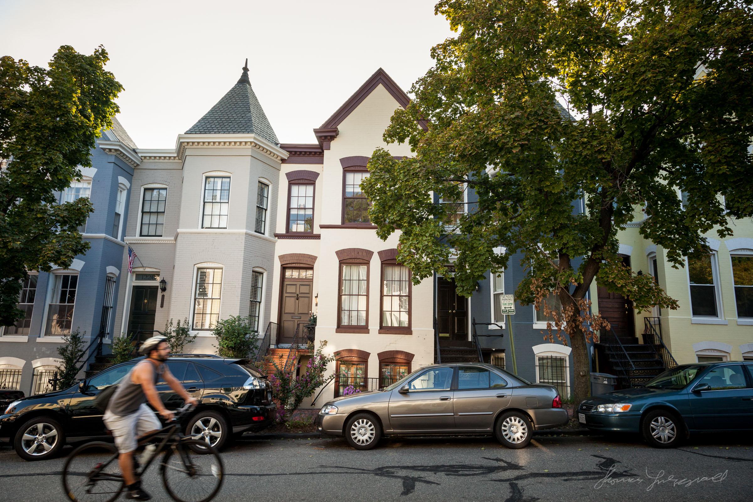 Houses in Georgetown