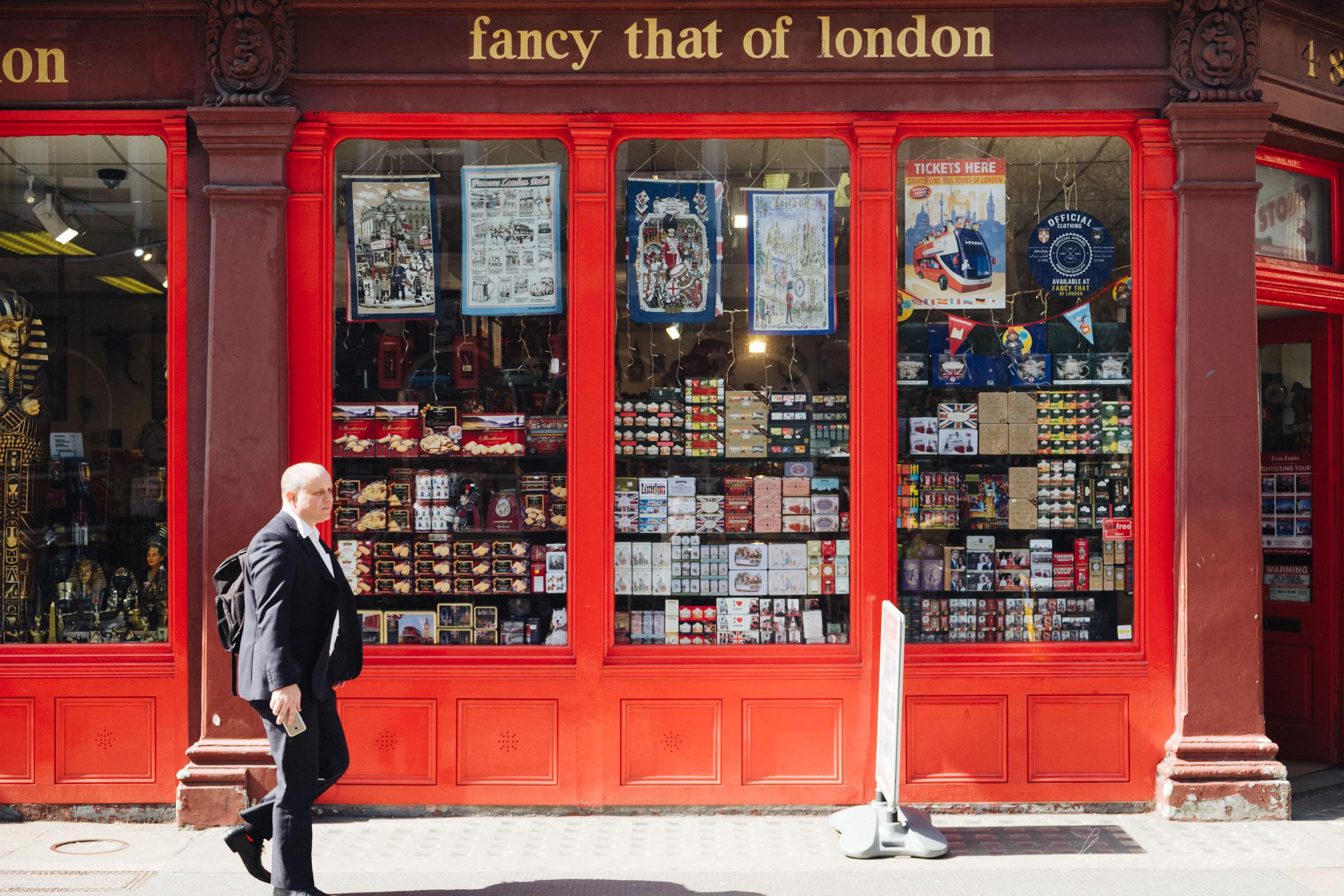 Fancy that of London