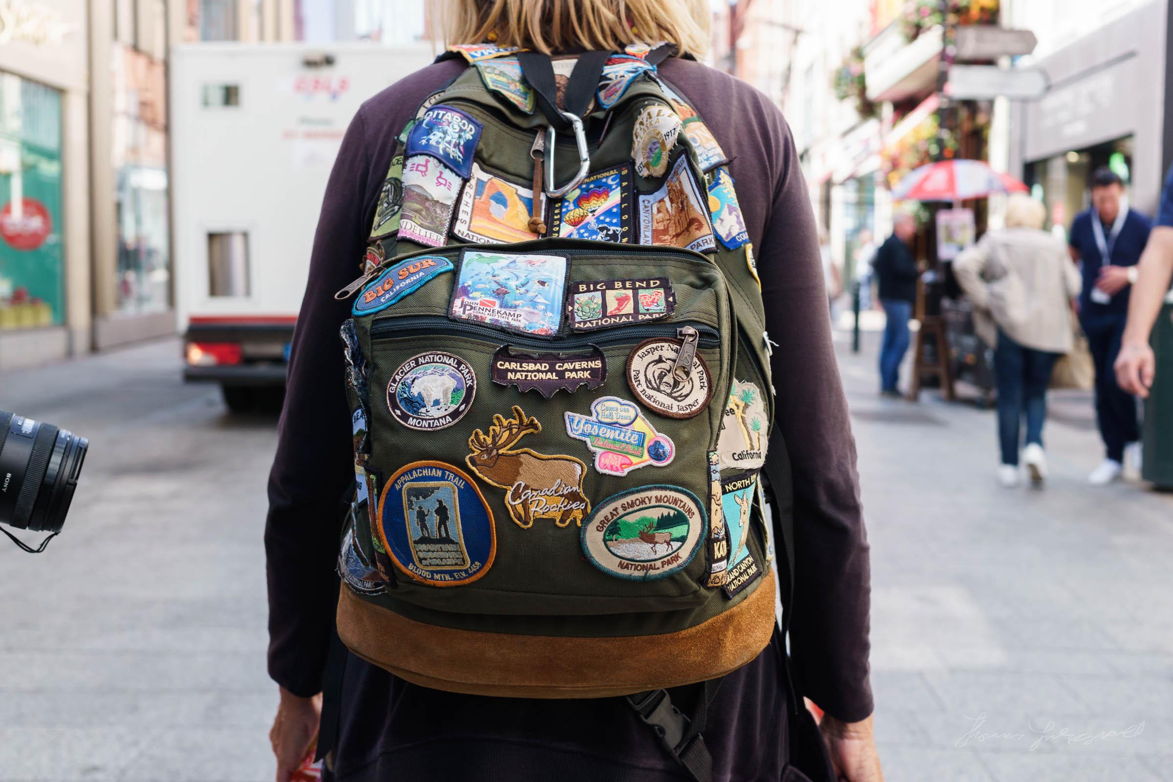 Interesting Backpack