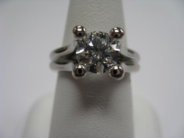 Customer Ring top view