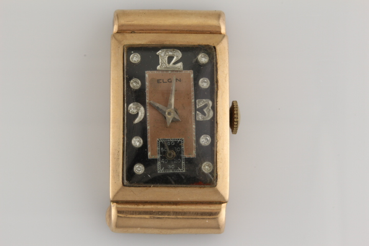 Antique Elgin wristwatch
