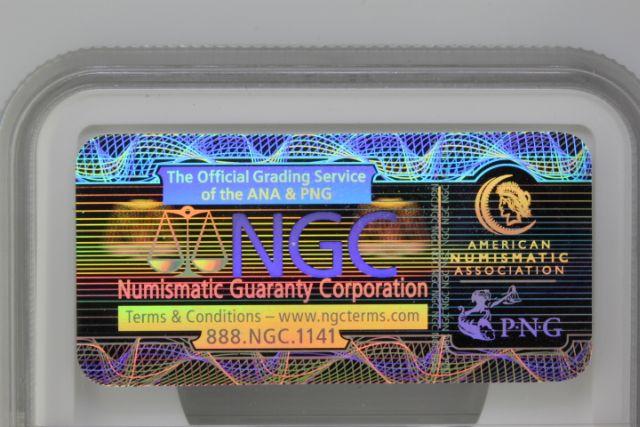 NGC guaranty
