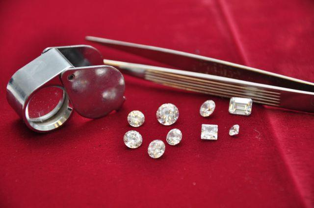 Diamond evaluation