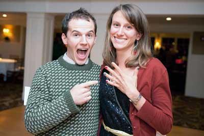 Celebrating Engagement