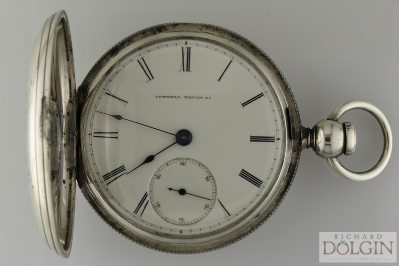Cornell Pocket Watch