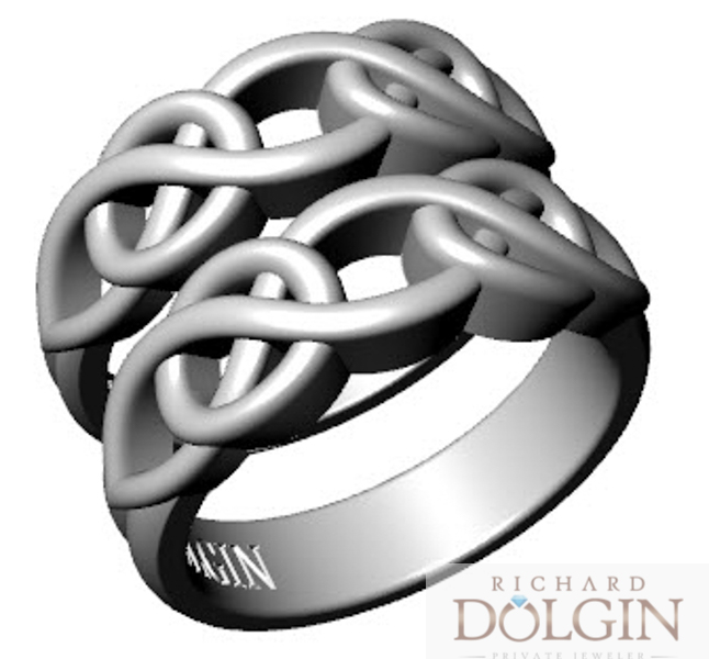 Computer generated ring pictures