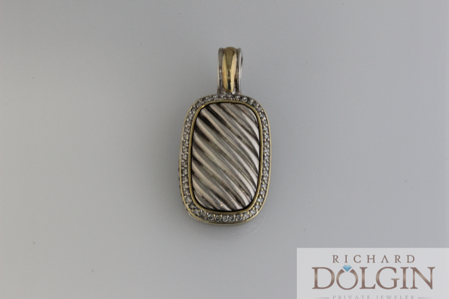 Pendant from the Estate Collection