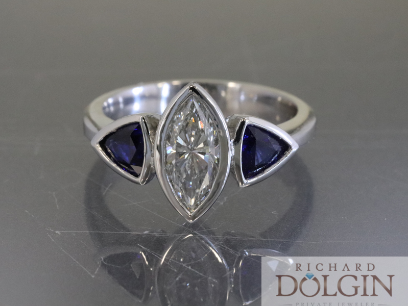 Finished Wedding Ring