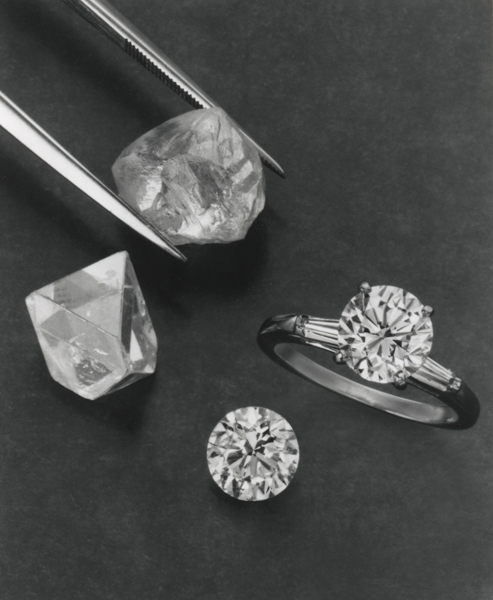 From Rough Diamond to Polished Diamond
