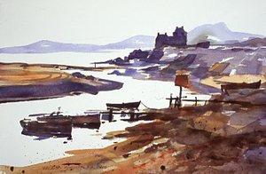 Scotland - 2010 Transparent Watercolor Society of America