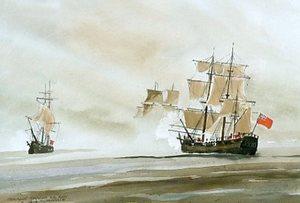 War of 1812 , Pultneyville, NY