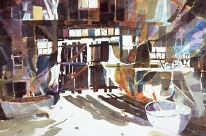 Highlights - 2014 Adirondacks National Exhibition of American Watercolors, Traveling Exhibition