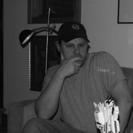 Jon Harper - Spiritual/Emotional Leader, Enforcer