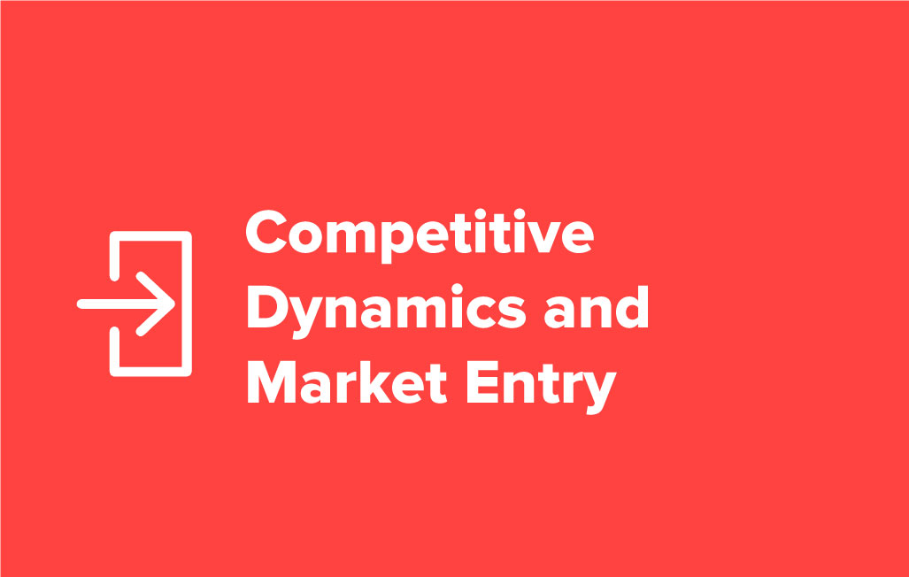 "We articulate turn-key, end-to-end industry and competitive dynamics engagements that help our clients develop better understanding of the ""big picture"" competitive landscape in the industries they play or want to enter.    Learn more."