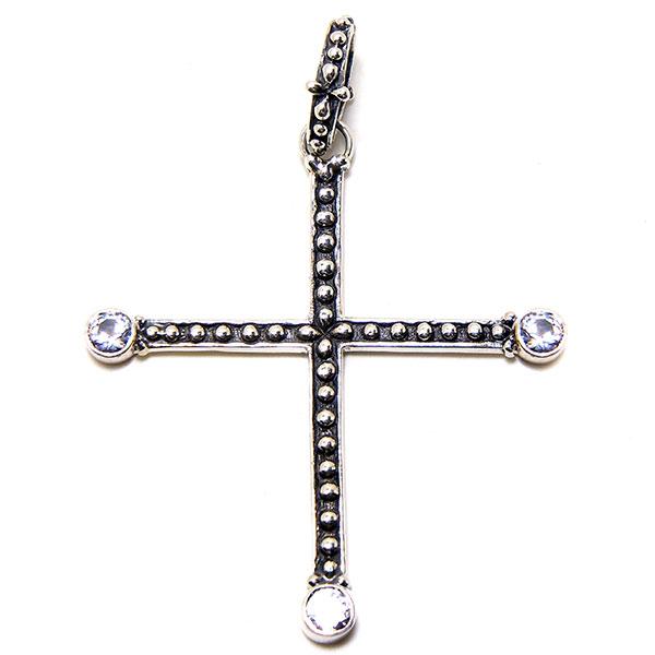 White topaz cross: #CRSS_WT