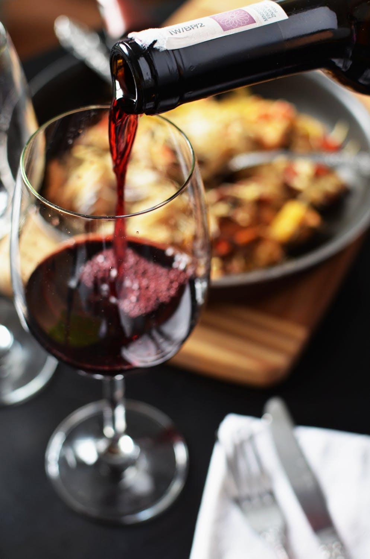 Red Wine Before Bedtime Northwest Wellness