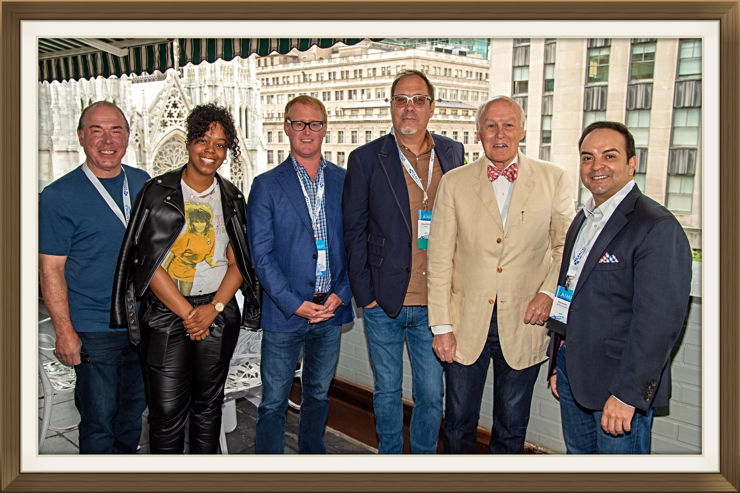 June 11, 2019 New York New York • The Association of Independent Music Publishers (AIMP) Indie Music Publishing Summit • Songwriter A&R 101 Panel  Speakers Pictured From Left To Right: Mark Brown, Vice President and General Manager, Round Hill Music • Latoya Lee, Vice President A&R, Atlas Music Group • John Ozier, AIMP Nashville President • R. Wayne Martin, Founder and Principal, mthree | martin music management (Moderator) • Bob Donnelly, Counsel, Fox Rothschild LLP • Mike Molinar, General Manager, Big Machine Music • Photo Credit: Larry Busacca