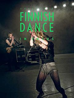 Cover:  The Earth Song , chor. Sari Palmgren. Dancers: Jukka Tarvainen & Lotta Suomi, Photo: Uupi Tirronen.