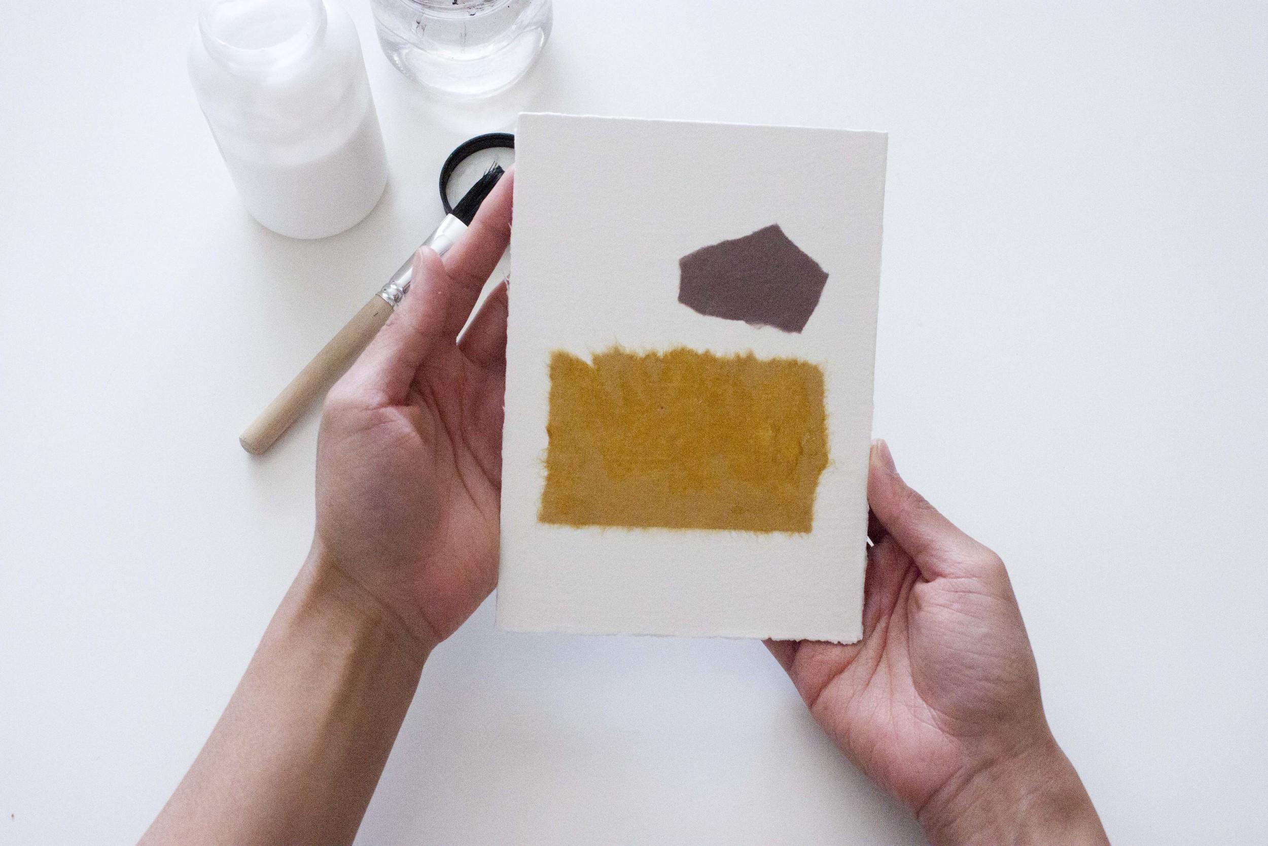 Torn Paper Illustration by Victoria-Riza