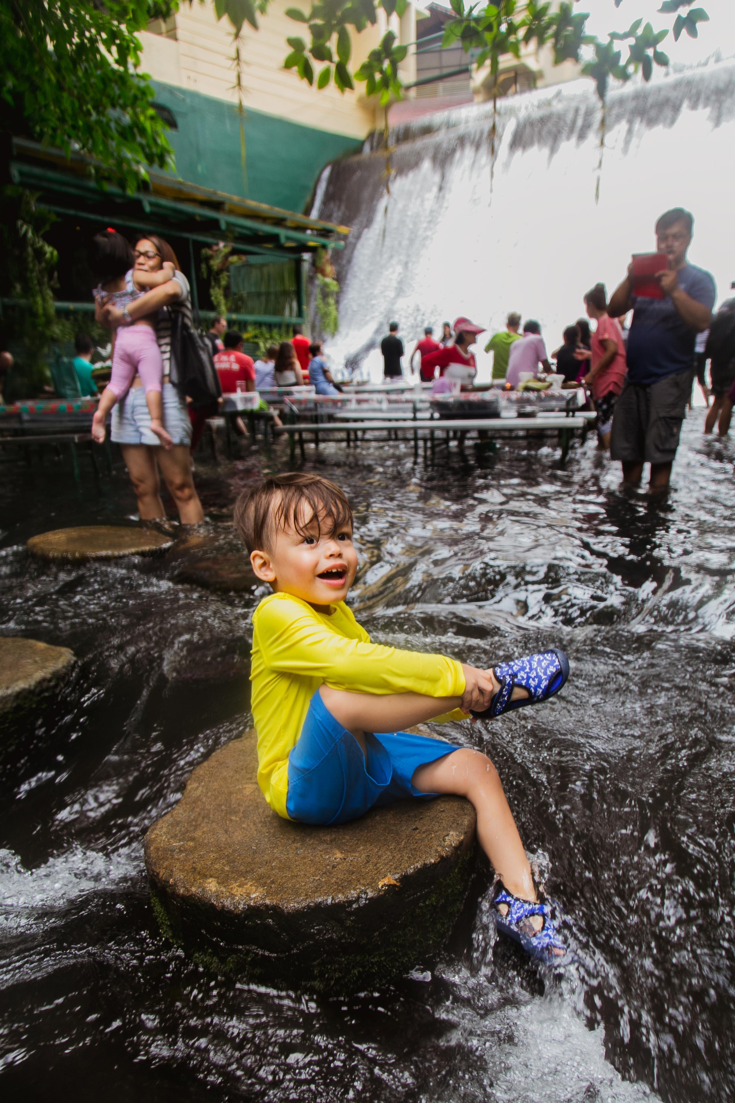 Victoria-Riza Travels | Places to Visit in San Pablo City, Philippines | Villa Escudero Plantation and Resort