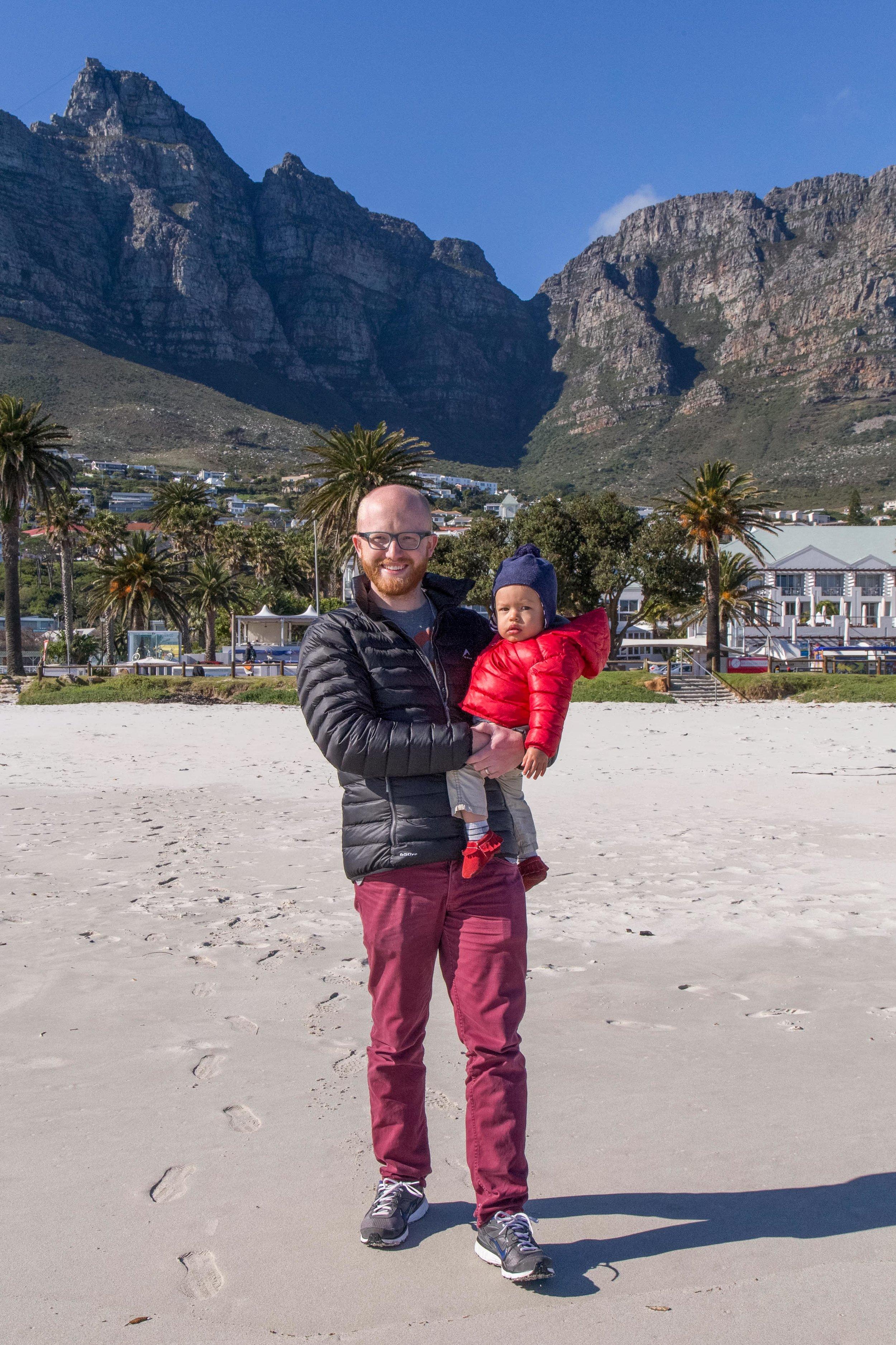Victoria-Riza Travels   Clifton Beach, Cape Town, South Africa