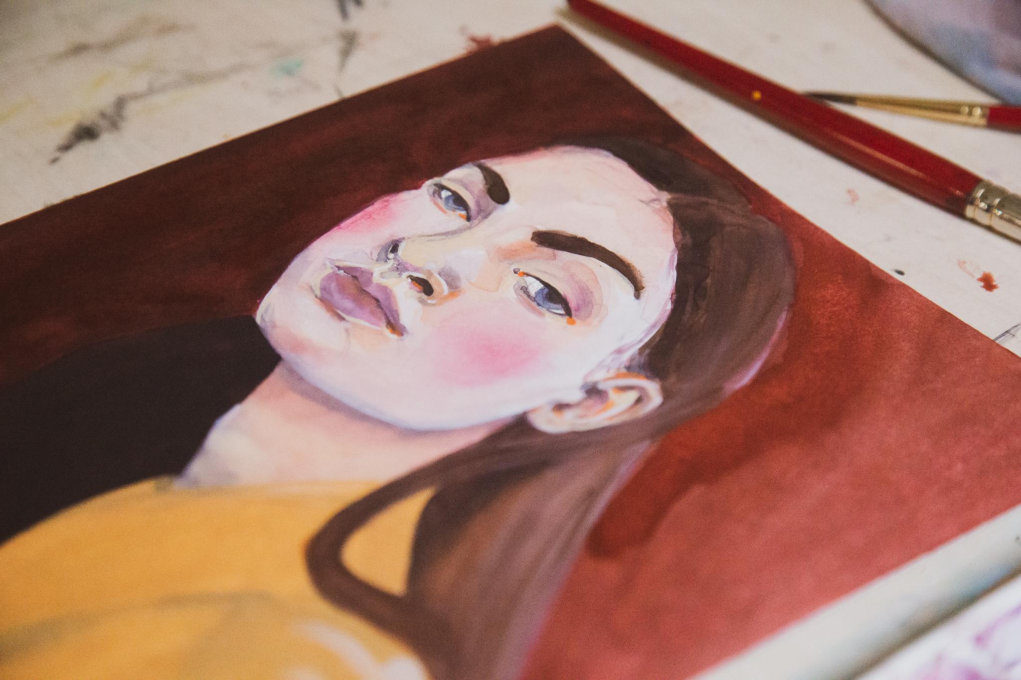 Victoria-Riza Art + Illustration