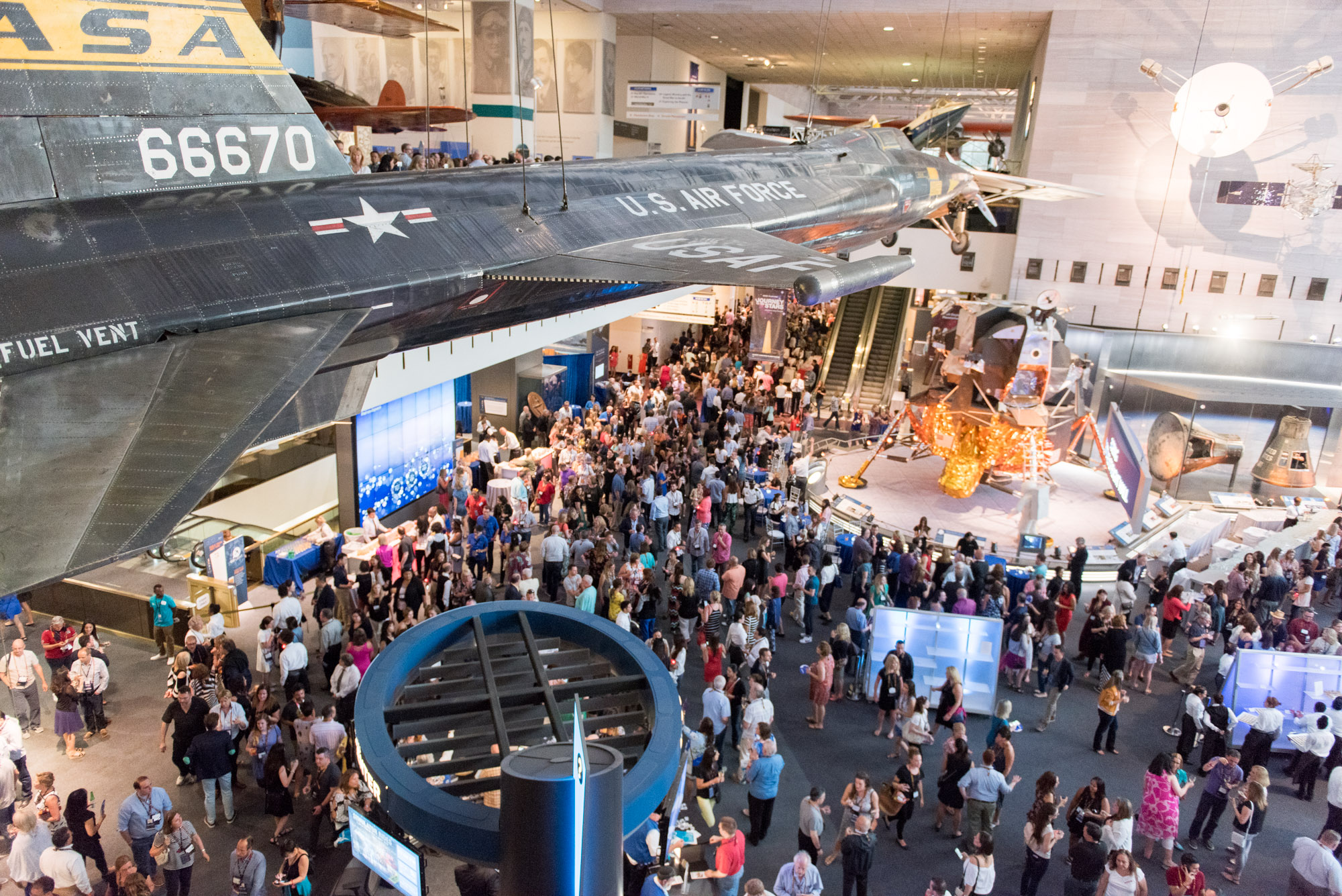 National Air and Space Museum Smithsonian Photographer / Photography