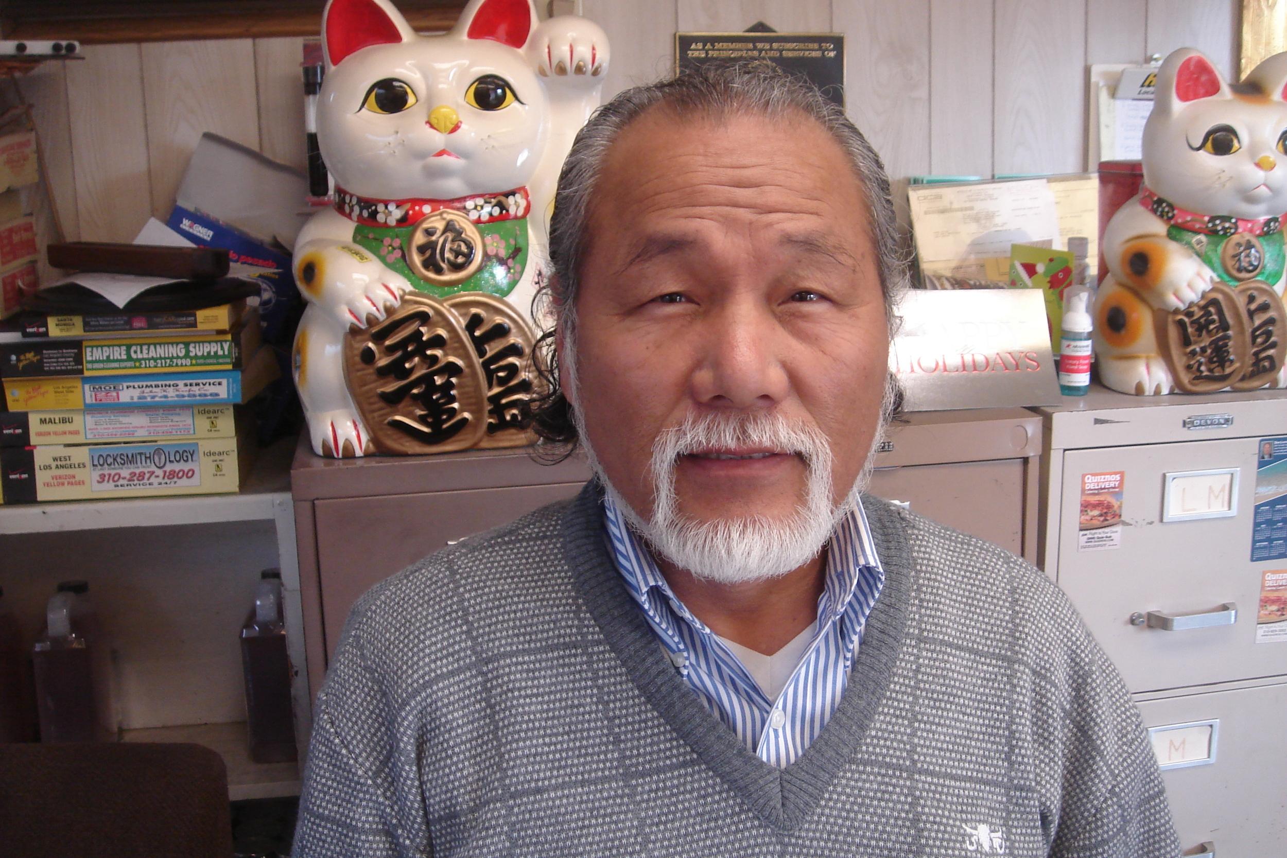Mr. Kondo, Founder