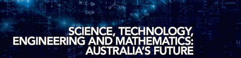 STEM: Australia's Future - Office of the Chief Scientist