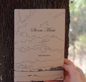 Storm Music book