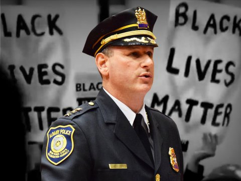 How Albany avoided becoming 'a flaming city' after police killed a mentally ill, unarmed black man -
