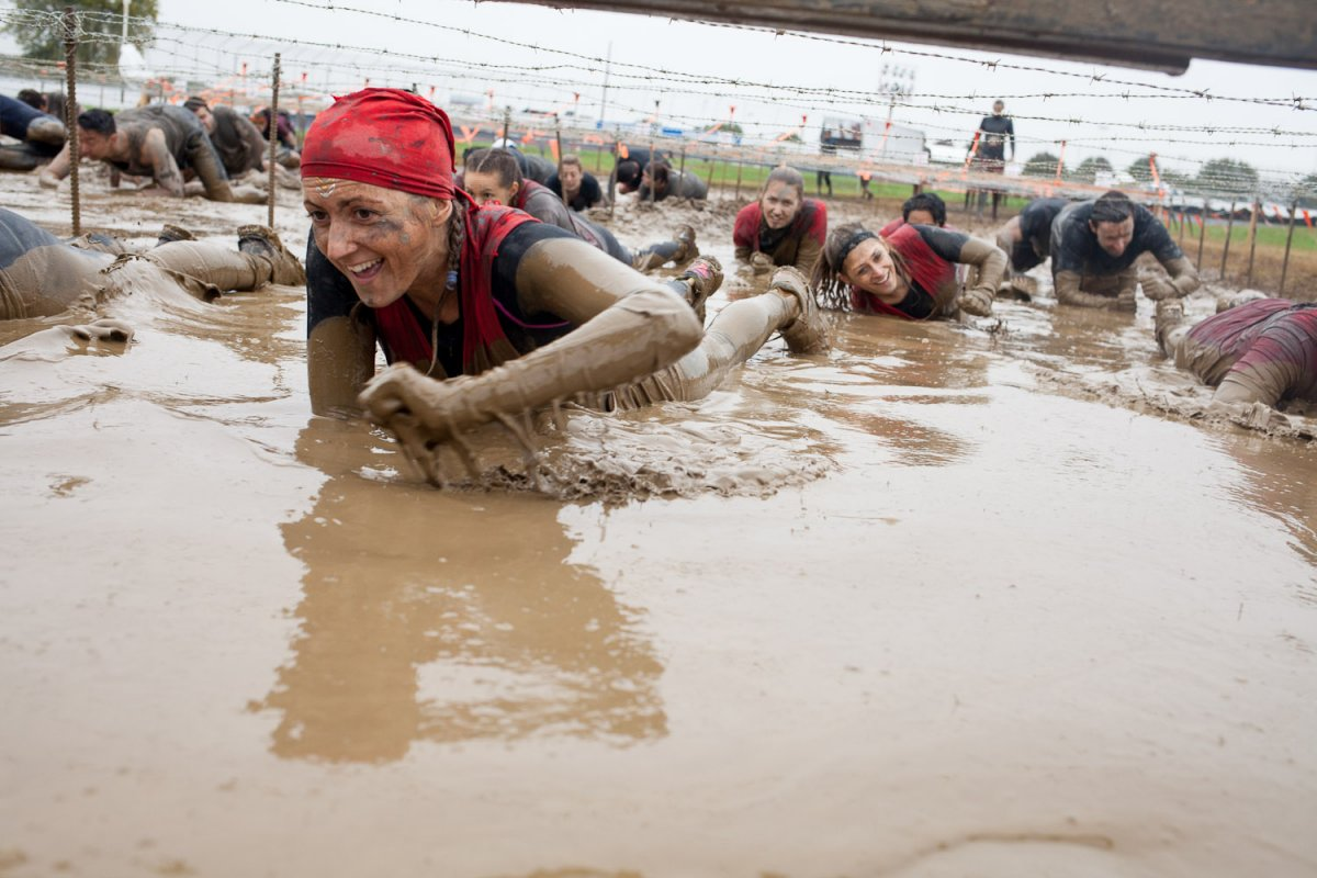 Why the Special-Forces-designed Tough Mudder race is so crazy -