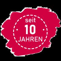 SEIT 10 JAHREN