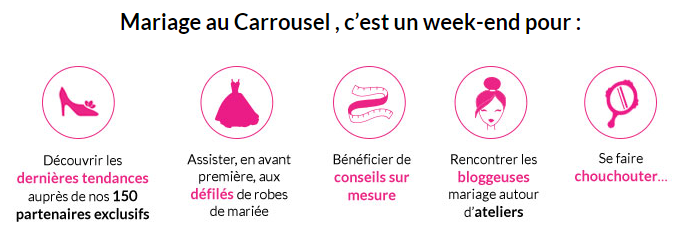 carrousel mariage paris