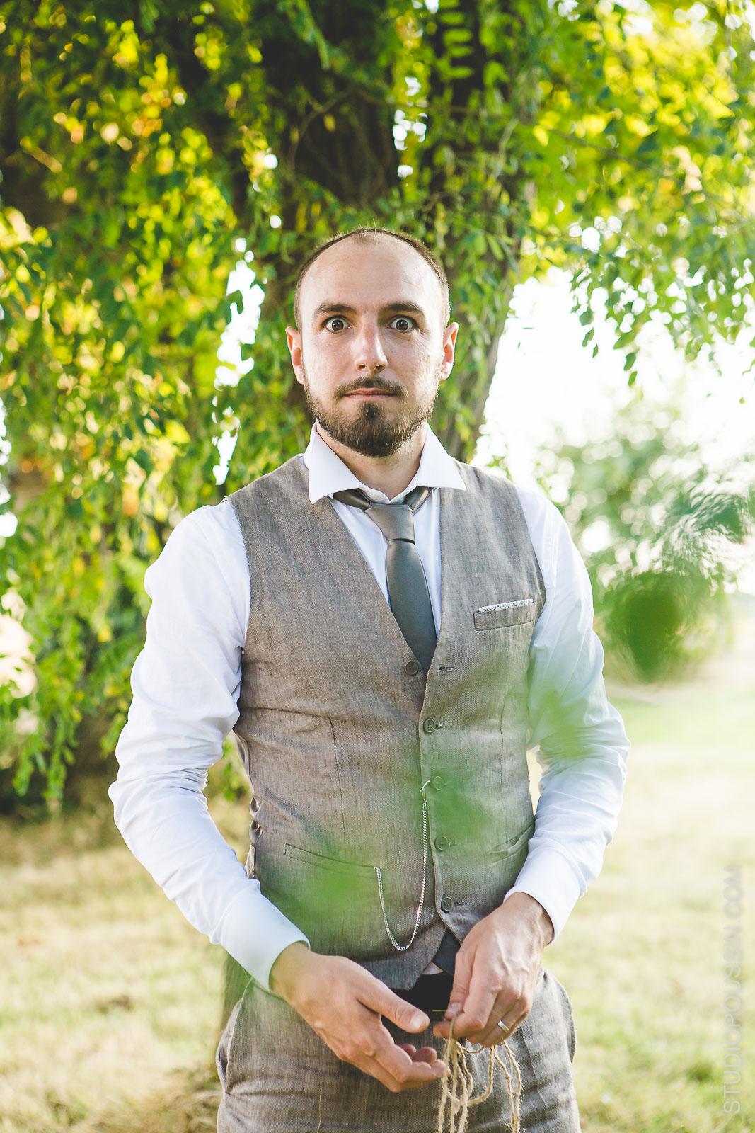 portrait marié grange de bourgoult photographe
