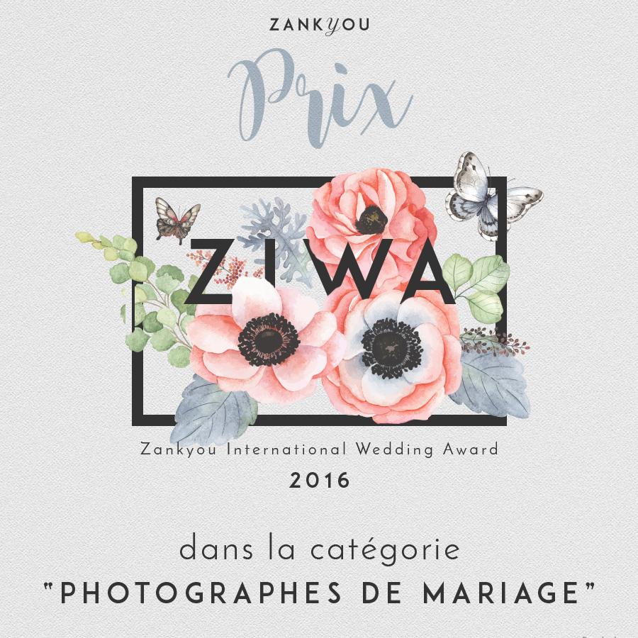 Studio Poussin prix Ziwa award 2016
