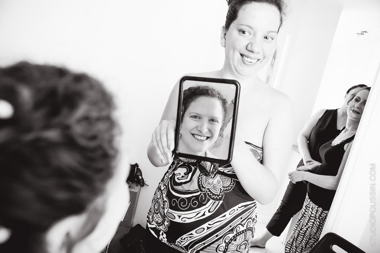 préparatifs mariée photographe mariage eure