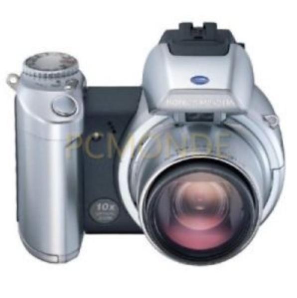Minolta DiMAGE Z3 - 3.3 MP 1/2.7