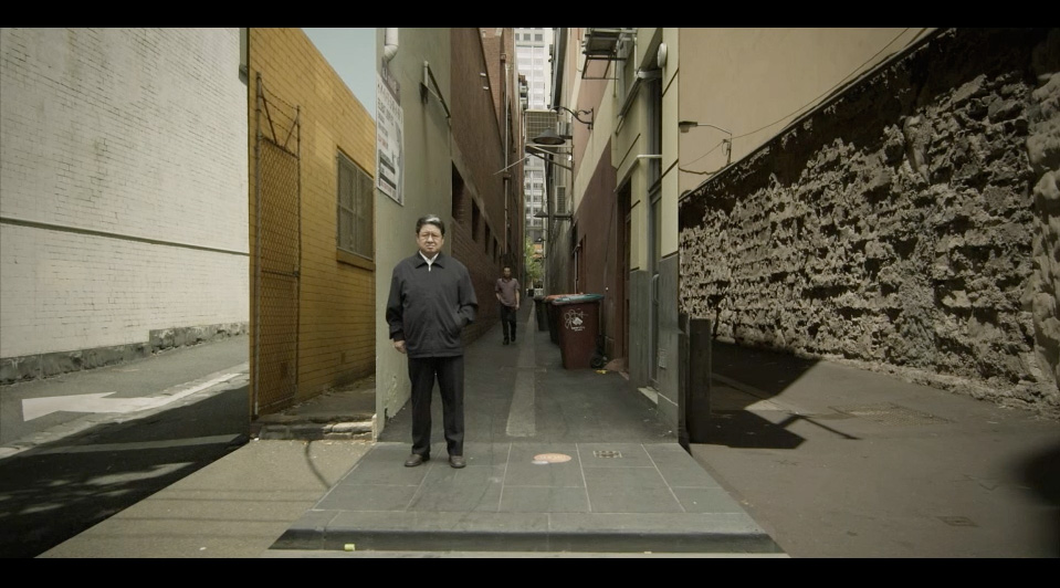 frame : A Garden of Parallel Paths - 2012. 09:33 min, 2:1, 1080p24, Stereo