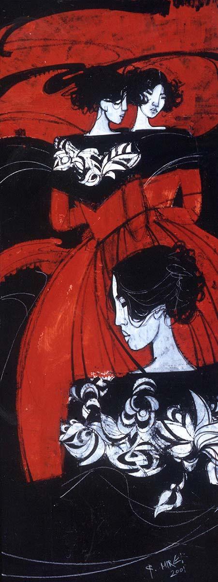 Leuchtendes Rot, Nr. 0617