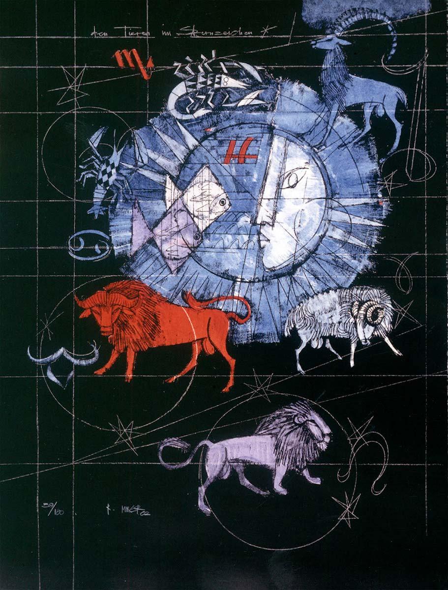 Den Tieren im Sternzeichen, Nr. 0662