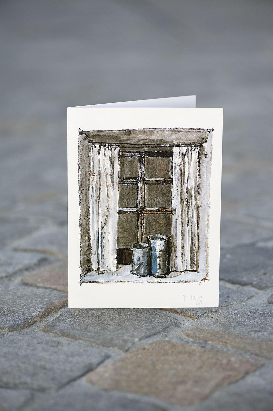 Fenster, Nr. 134